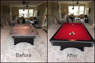 expert pool table repair in Lufkin content img2
